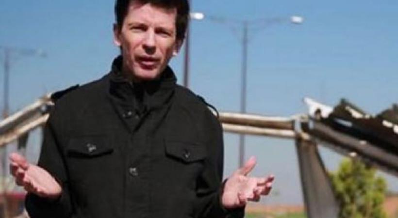 IŞİD, esir tuttuğu İngiliz foto muhabir John Cantlie'nin yeni videosunu yayınladı