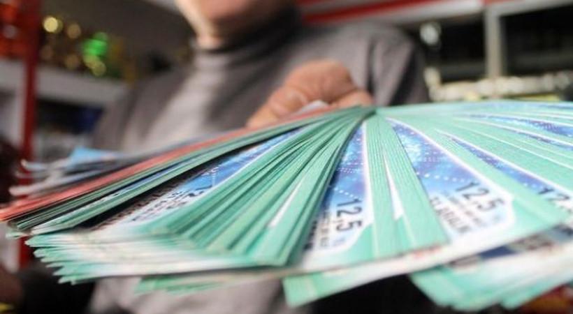 Milli Piyango'da 5 yılda 243 milyon lira unutuldu; para, Hazine'ye aktarıldı