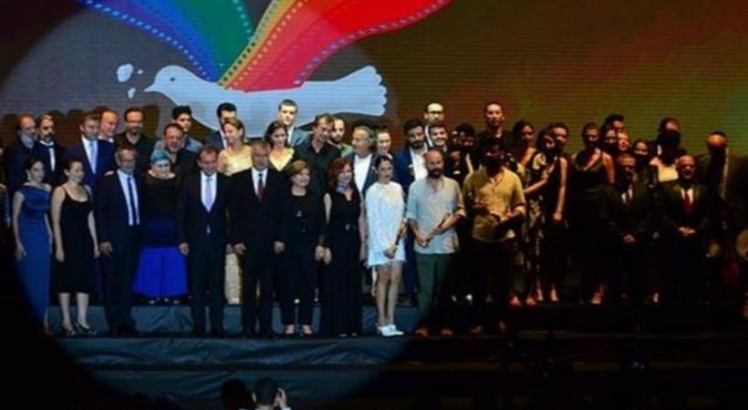 Altın Koza Film Festivali'nde ödüller sahiplerini buldu