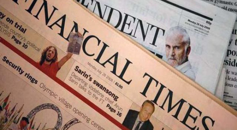 Financial Times 'Türkiye'nin tedirginliği'ni yorumladı!