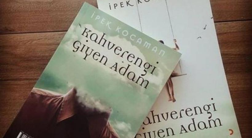 İpek Kocaman'ın ilk romanı Kahverengi Giyen Adam çıktı!