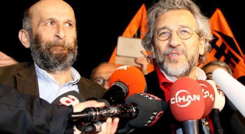 AYM'nin Can Dündar ve Erdem Gül için gerekçeli kararı açıklandı!