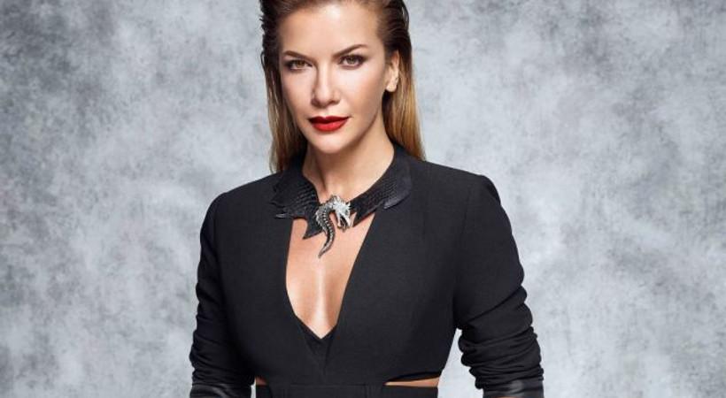 Ivana Sert'ten 'Felaket' performansı