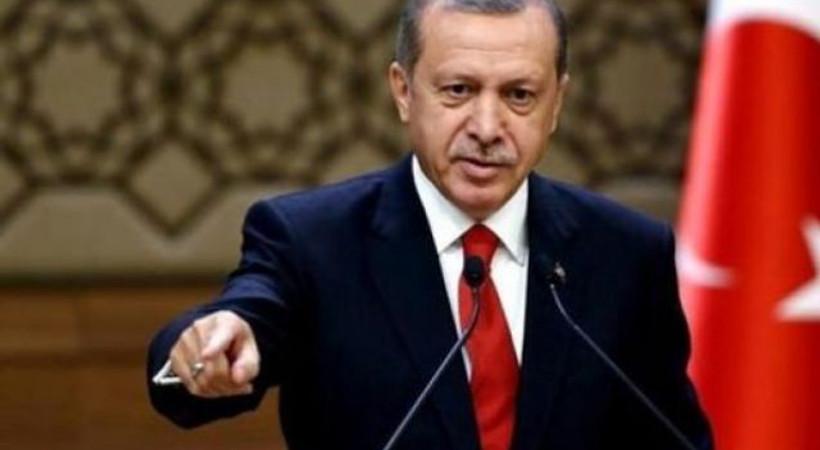 Cumhurbaşkanı Erdoğan: Birileri Atatürk'e 'Atatürk' dedik diye senaryo yazıyor