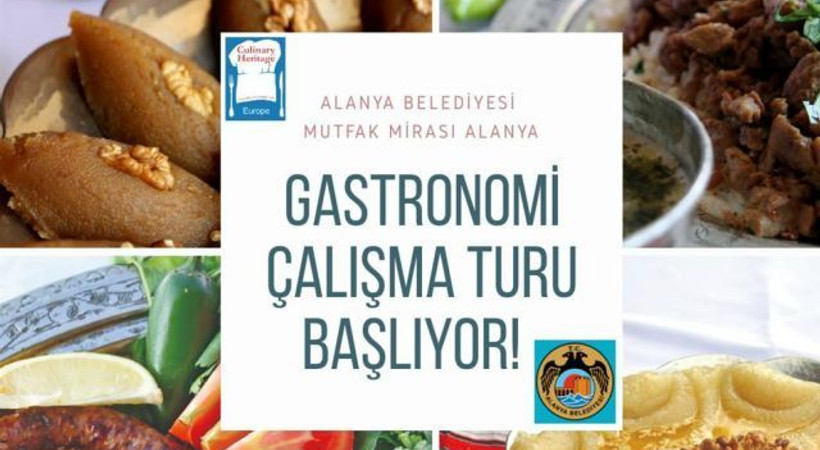 Mutfak Mirası 'Gastronomi Çalışma Turları' başlıyor!
