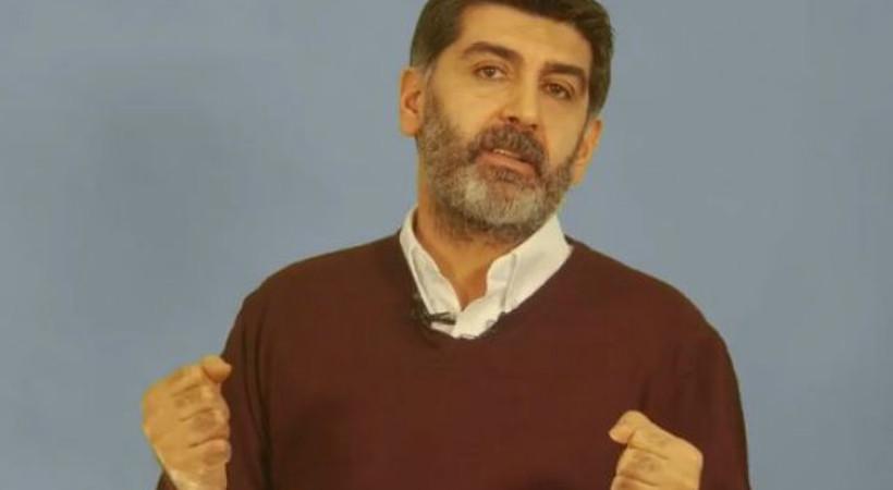 Levent Gültekin, Cumhurbaşkanlığı'na aday olduğunu açıkladı!