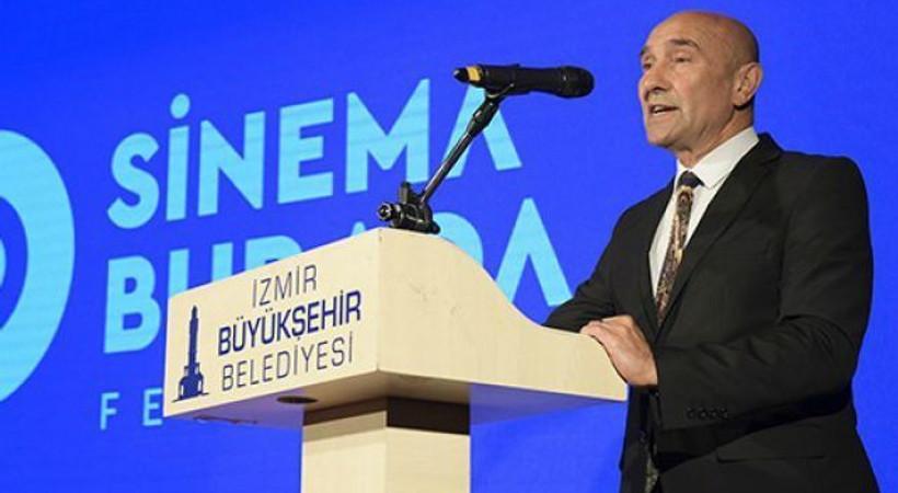 Başkan Soyer'den sinema sektörüne iki müjde