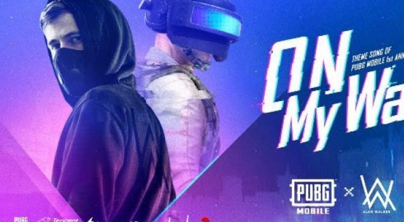 PUBG Mobile 1. yılını kutladı!