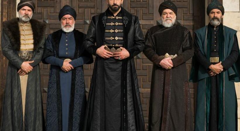 Mehmed Bir Cihan Fatihi'nin paşaları!