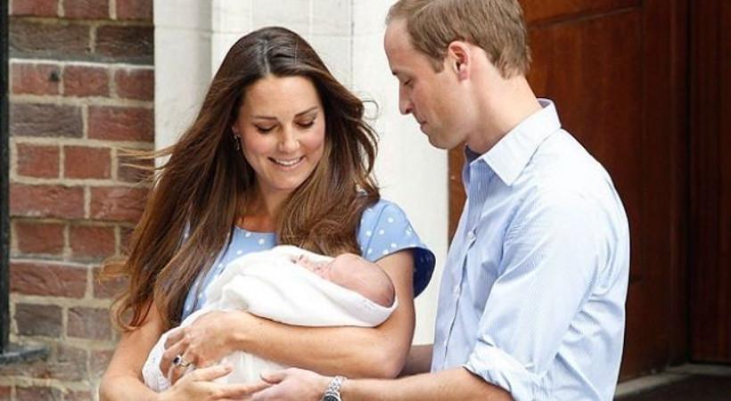 İngiliz medyası 'Kraliyet bebeğini' bekliyor