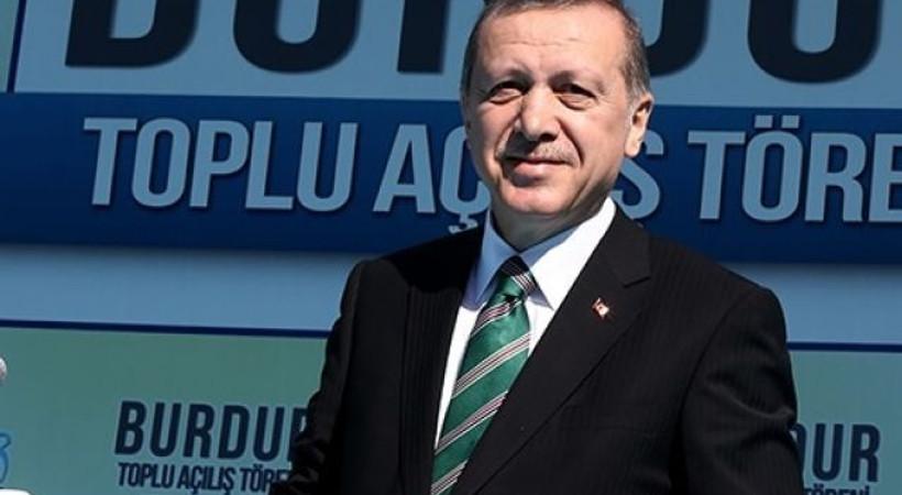 Cumhurbaşkanı Erdoğan: 'Anayasa Mahkemesi Başkanı'na kırgınım!'