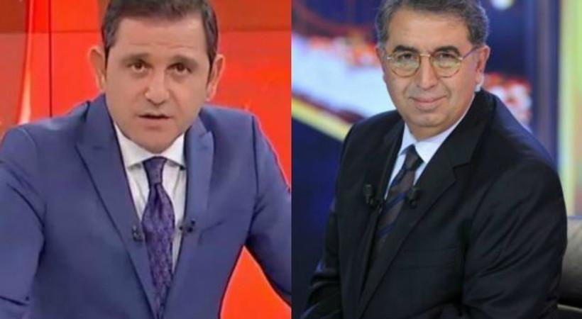 Fatih Portakal'dan NTV'ye veda eden Oğuz Haksever'e tavsiye