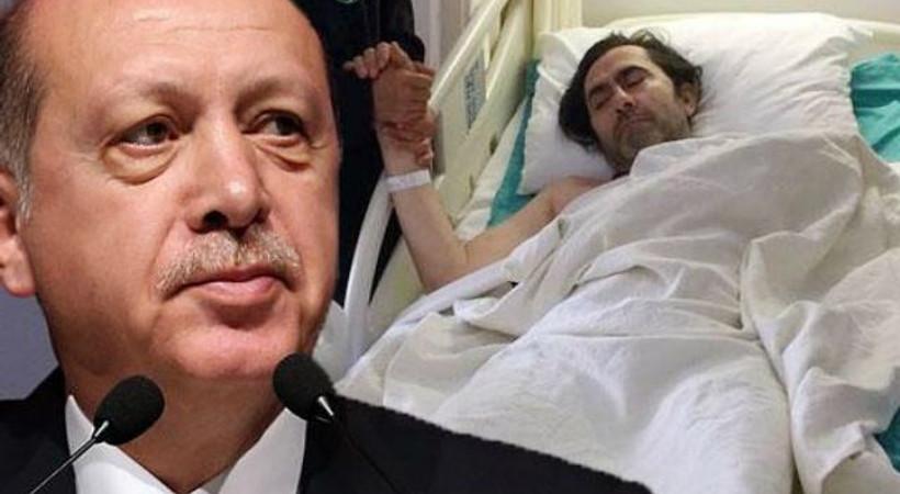 'Ameliyatıma Cumhurbaşkanımız yardımcı oldu!'