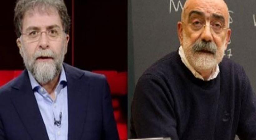 Ahmet Hakan'dan Ahmet Altan'a: 'Suçu Baransu'ya yıkıp kaçmak yok!'