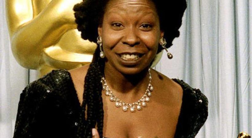 'Bembeyaz Oscar' tartışmasına  Whoopi Goldberg de katıldı: 'Ben Oscar aldığıma göre ırkçılık yok'