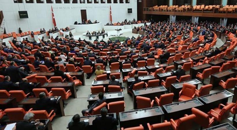 'Yayın yasakları' meclis gündemine alındı, Adalet Bakanlığı 'Bilgi yok' dedi