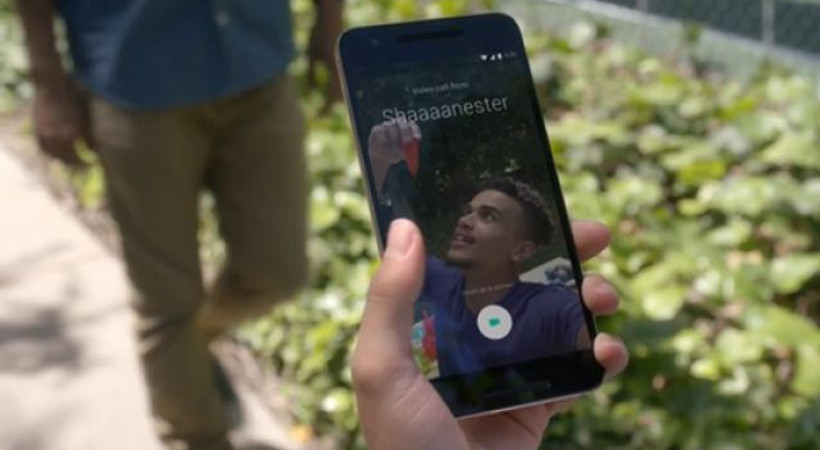 Google, görüntülü görüşme uygulaması Duo'yu yayınladı