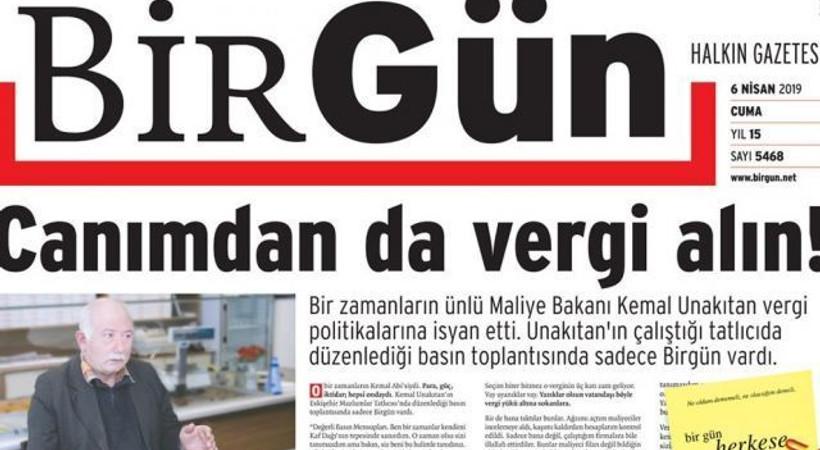 BirGün'de büyük değişim! Barış İnce'nin yerine kim geldi, gazeteye hangi isimler dahil oldu?