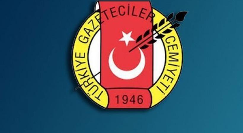 TGC'den gazeteci Aydın'ın ailesine başsağlığı mesajı!