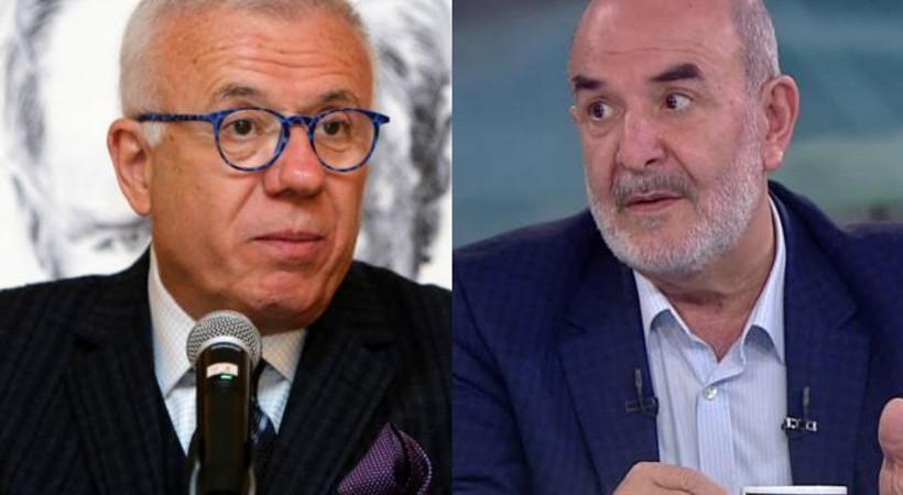 'Ahmet Taşgetiren'in sansürlenen cümlesi'