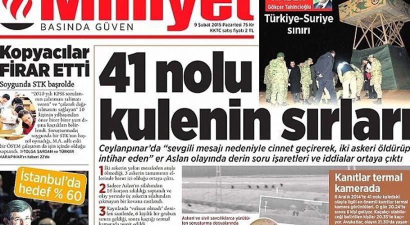 Milliyet'ten ayrılan gazetecinin yeni adresi belli oldu