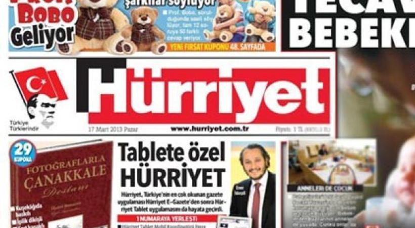 Hürriyet'in 'Karaman' iddianamesinde manipülasyon iddiası!