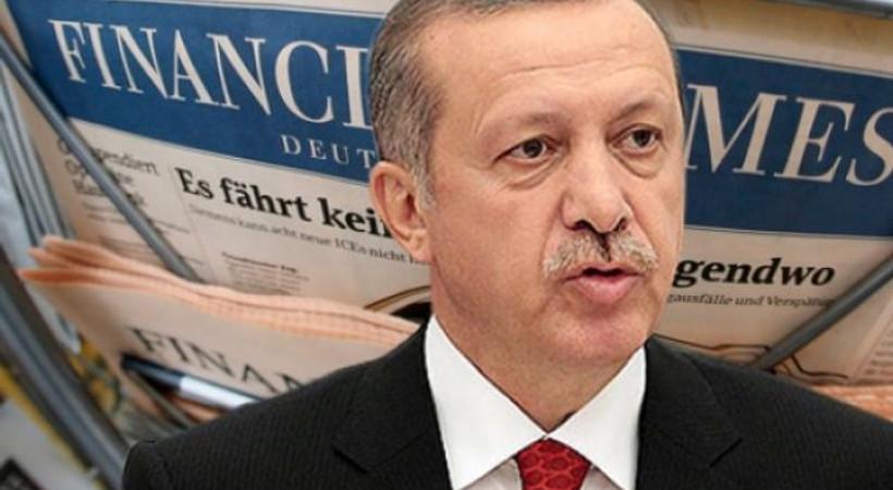 FT: Erdoğan'ın Kürtlerle barışmak için son şansı