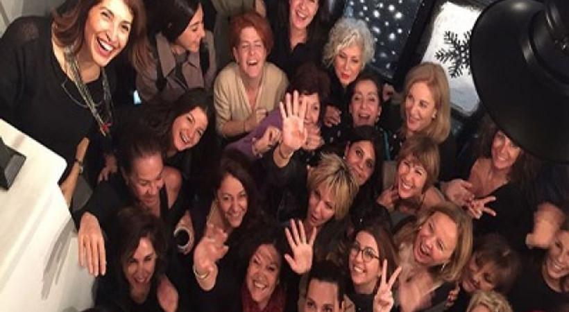 Müge Akgün köşesinden Özkök'ü yalanladı: '40 kadın gazeteci kimseyi seçmedi!'
