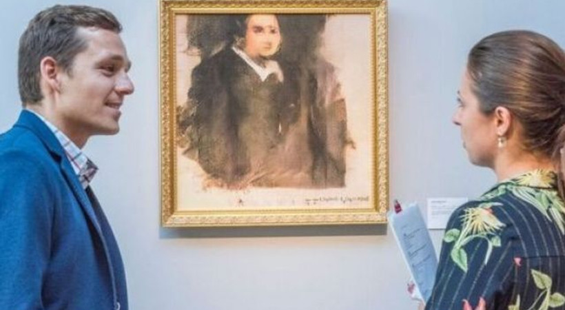 Yapay zekanın yaptığı portre 432 bin dolara satıldı!