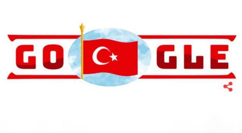 Google, 29 Ekim Cumhuriyet Bayramı'nı unutmadı!