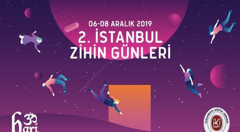 İstanbul Zihin Günleri İstanbul Kent Üniversitesi'nde!