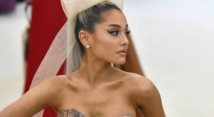 'Yılın Kadını' Ariana Grande!