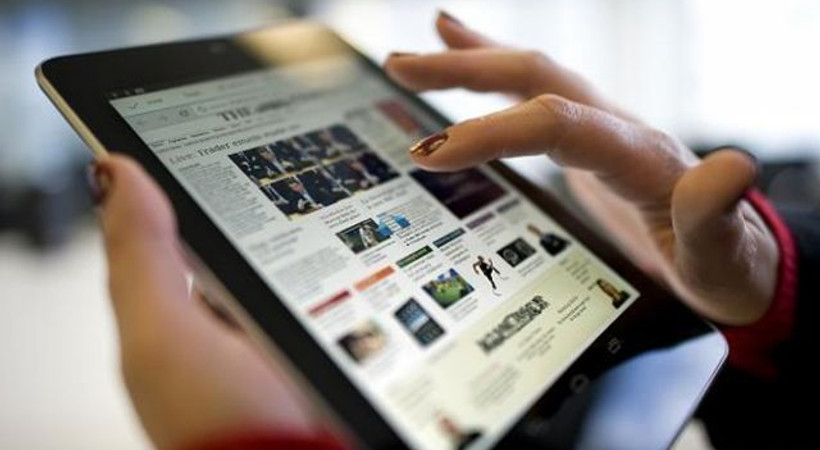 Türkiye'nin ilk tablet gazetesi olarak yayın hayatına başlamıştı! Ünlü site yayınını durdurdu!