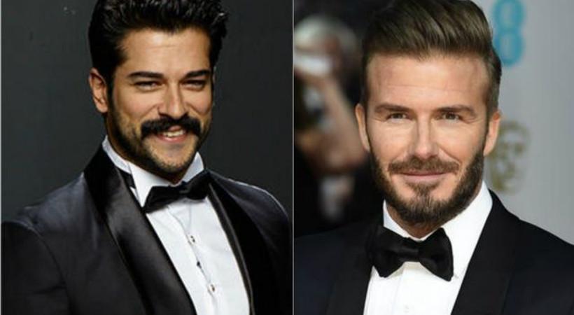Burak Özçivit ve Beckham aynı projede buluşuyor!