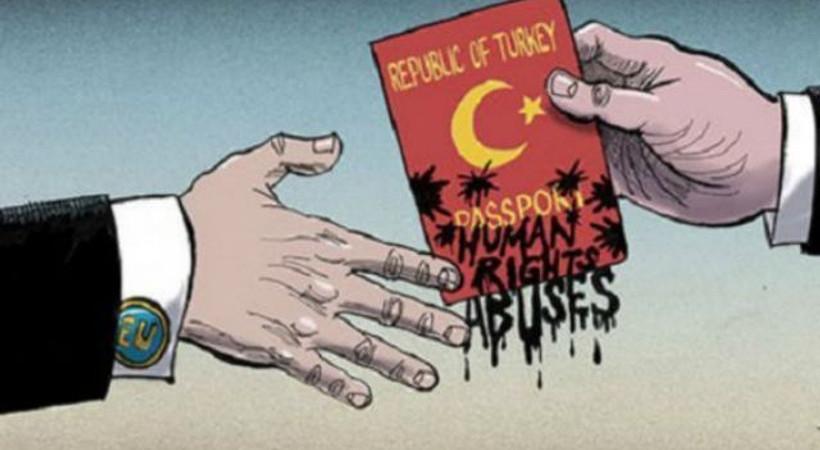 Economist yazdı: 'AB ve Türkiye'nin karanlık anlaşması'
