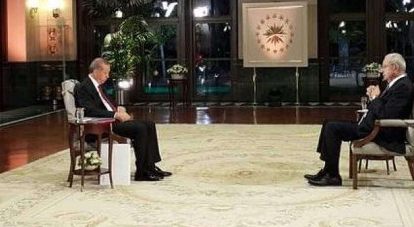 Erdoğan'dan hükümet medyasına: Demek ki sır olmaktan çıkmış