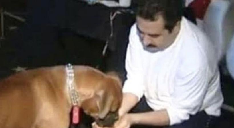İbrahim Tatlıses köpeğinin vefatını böyle duyurdu: Hoşçakal oğlum