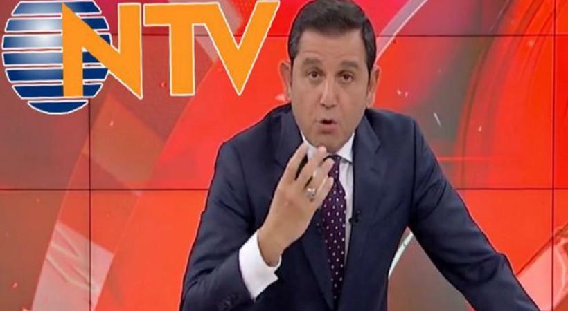 NTV kameramanı tehdit edildi, Fatih Portakal tepki gösterdi!