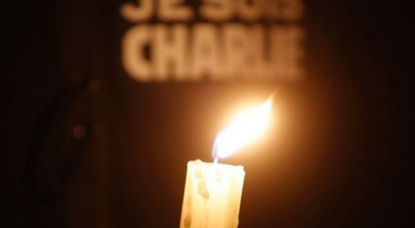 Charlie Hebdo için seferber oldular