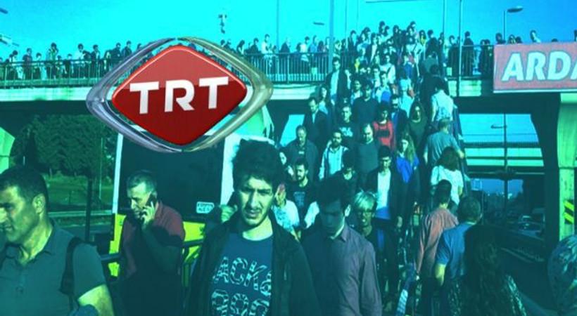 İBB ile TRT arasında 'paralı üst geçit' polemiği