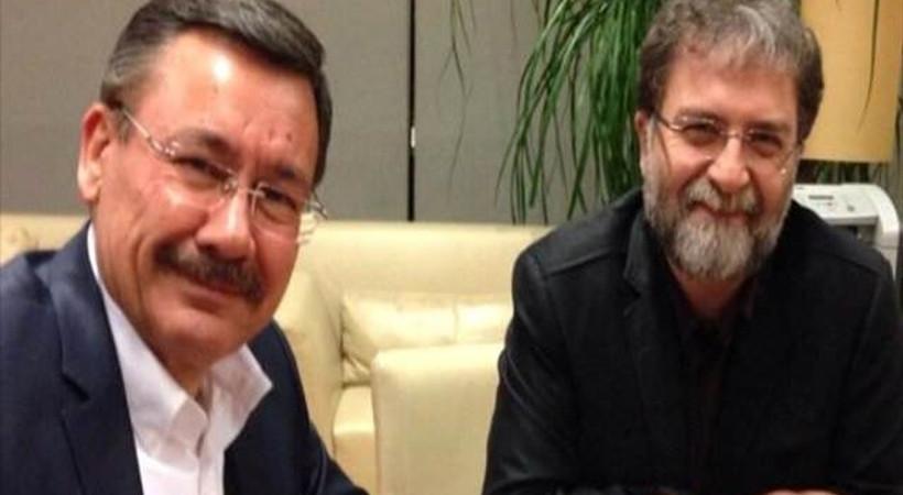 Ahmet Hakan'dan Melih Gökçek'e: 'Gerçekten zılgıt yedin mi'