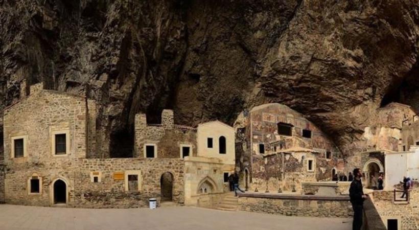 Sümela Manastırı'nın ne zaman ziyarete açılacağı belli oldu!
