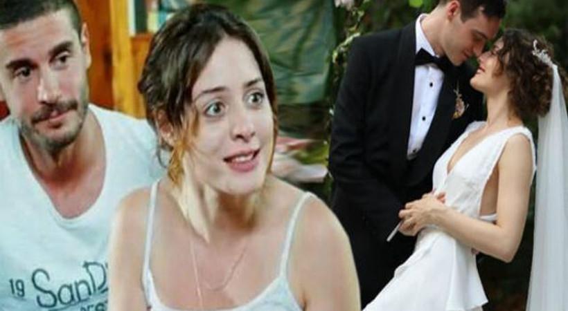 Ünlü oyuncudan sürpriz nikah!