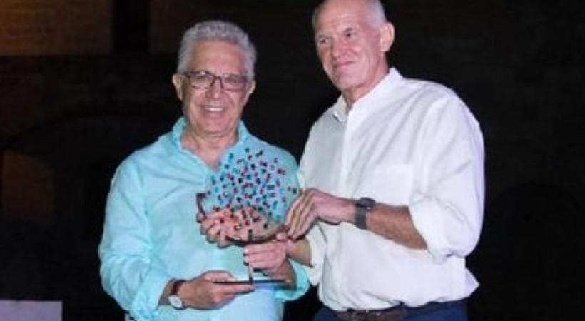 Zülfü Livaneli'ye Yunanistan'dan 'barış ödülü'