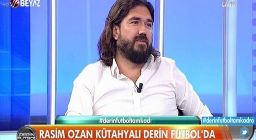 Rasim Ozan Kütahyalı ile ilgili flaş iddia!