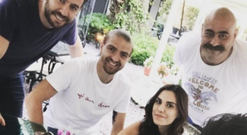 Poyraz Karayel filminde Beşiktaşlı futbolcu sürprizi!