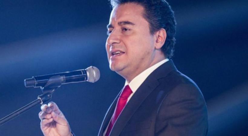 Ali Babacan yeni parti için tarih verdi!