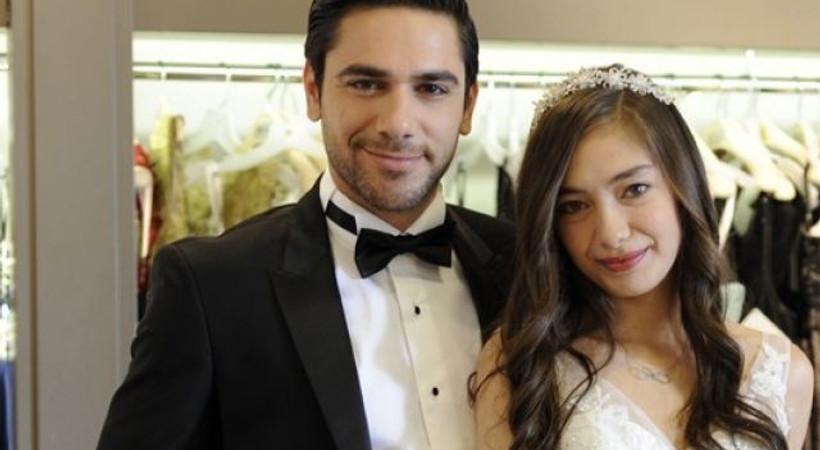 Kadir Doğulu ile Neslihan Atagül bu akşam evleniyor!