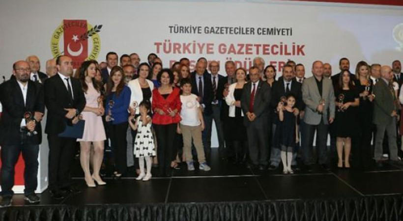 TGC Türkiye Gazetecilik Başarı Ödülleri sahiplerine verildi!