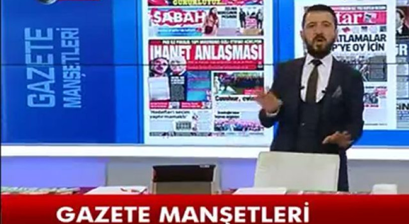 Akit TV'ye 'Cihangir, Nişantaşı ve Etiler' cezası!